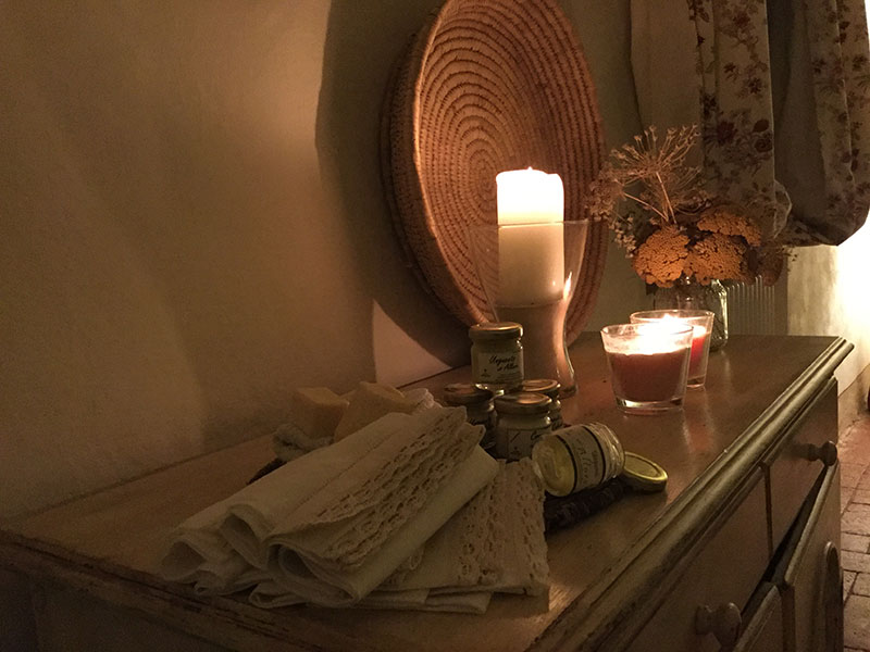 Wellness in Agriturismo Tuscany